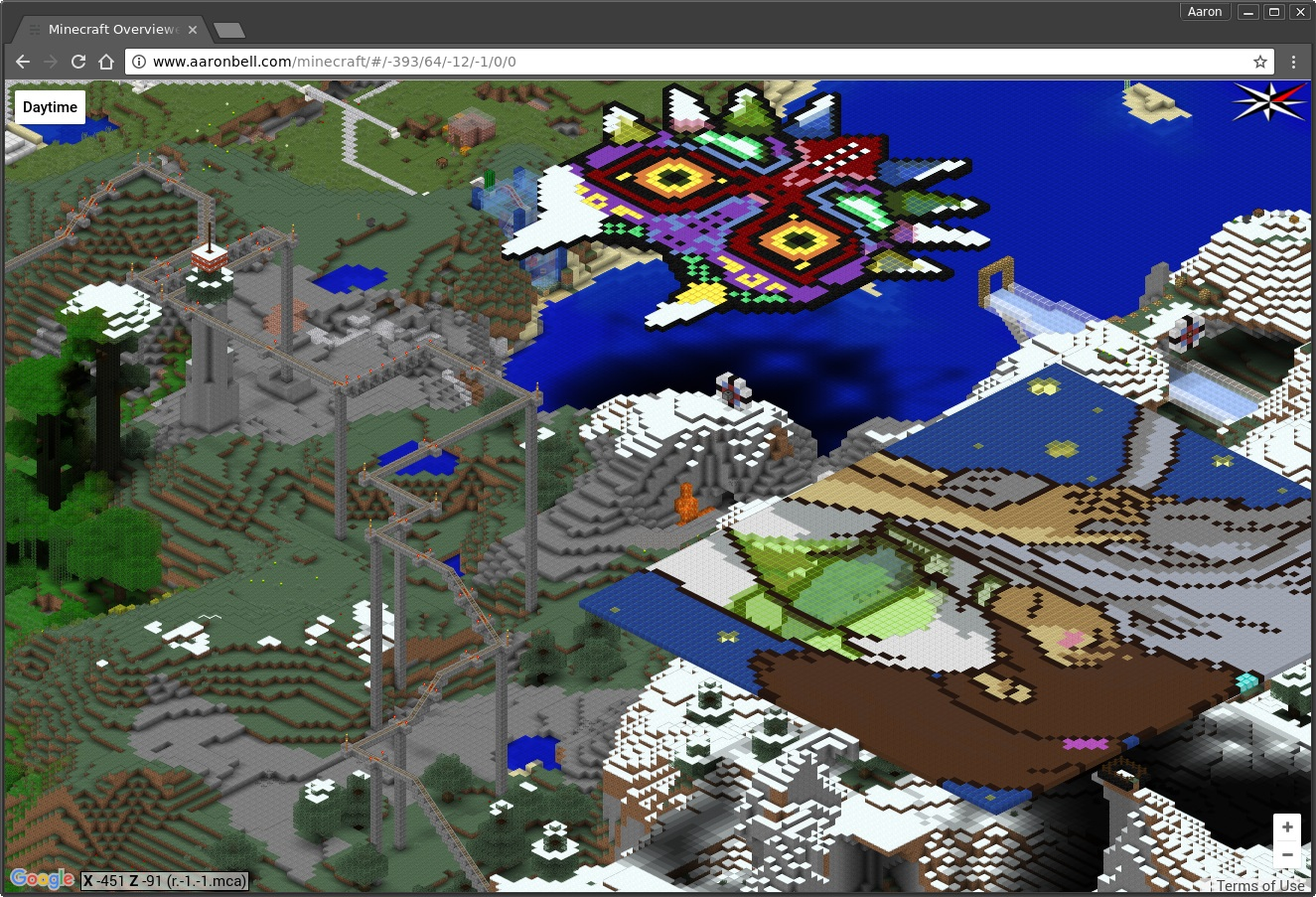 How to create Overviewer maps from Minecraft Realms